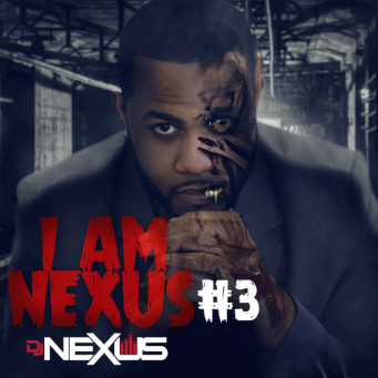 I AM NEXUS #3 Front Cover