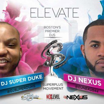 Elevate by DJ Nexus & DJ Superduke