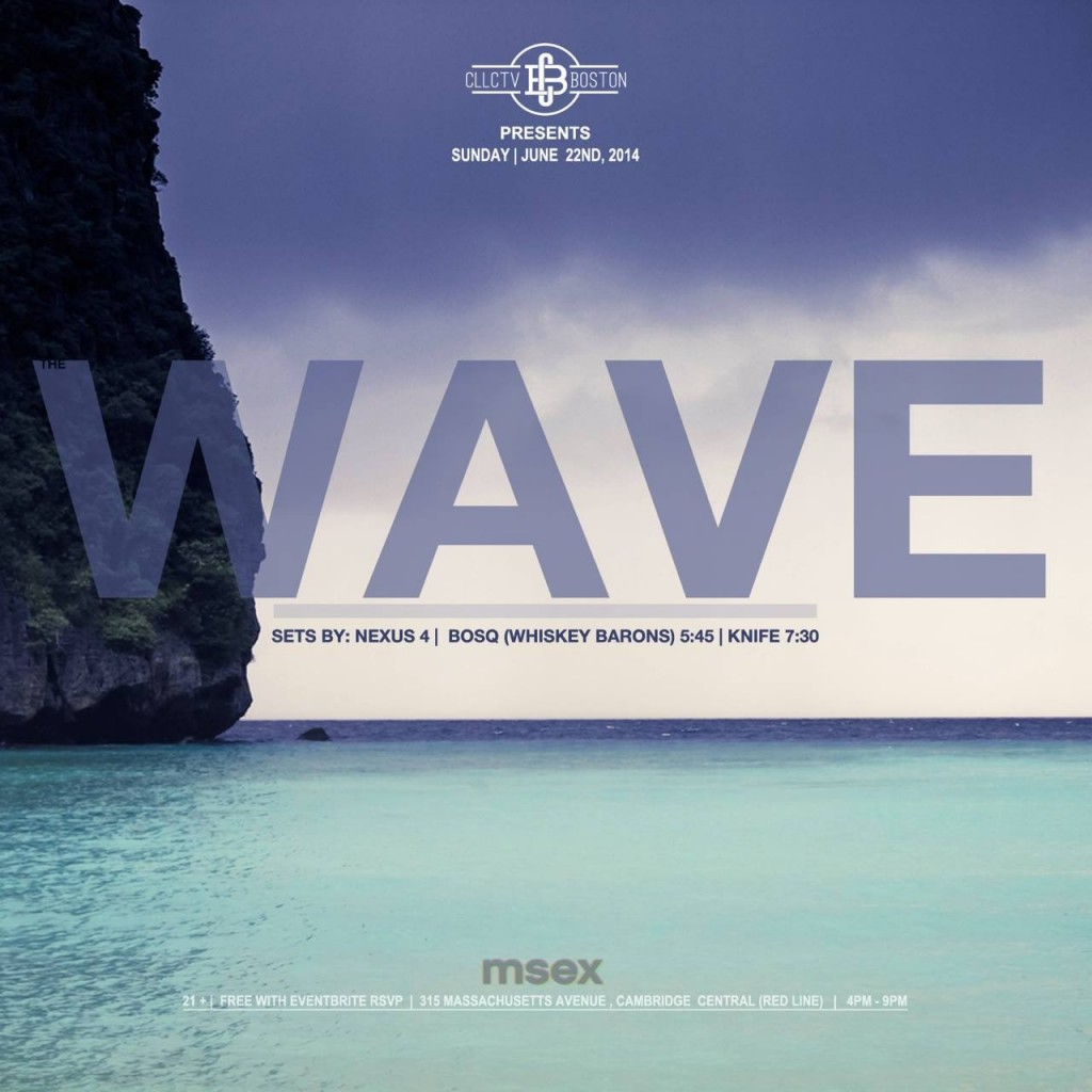 The Wave DJ NEXUS