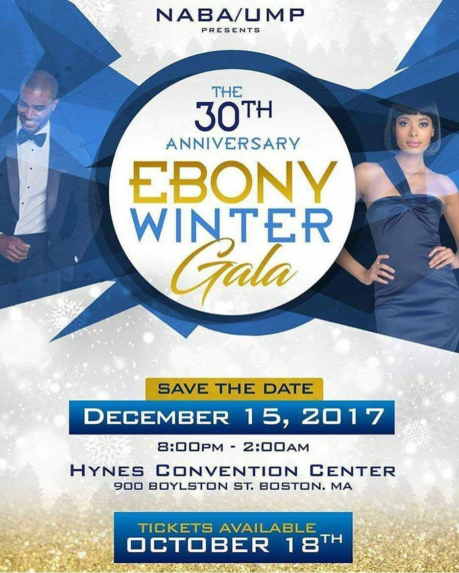 2017 Ebony Winter Gala DJ Nexus