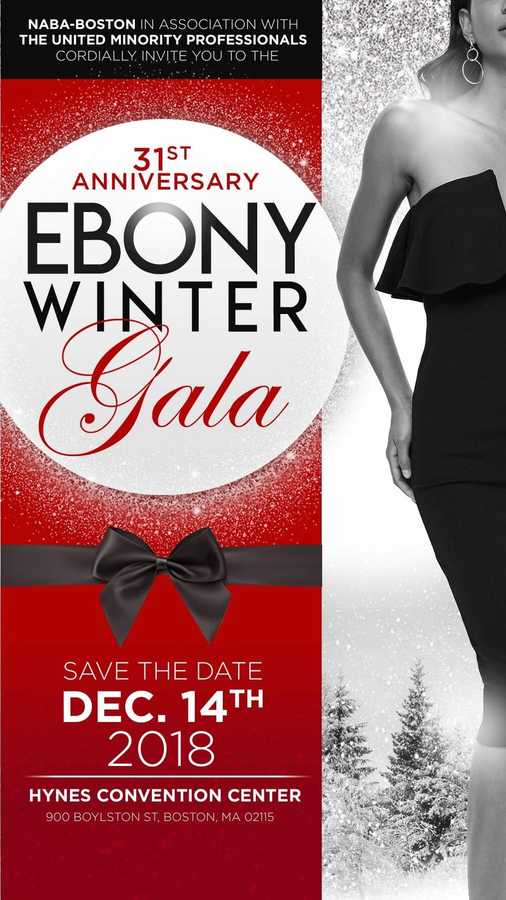 2018 Ebony Winter Gala DJ Nexus DJ Superduke